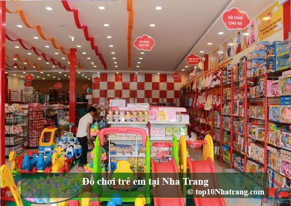 Đồ chơi trẻ em tại Nha Trang