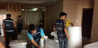 Dịch vụ chuyển nhà trọn gói Nha Trang Khánh Hòa