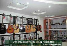 Cửa hàng nhạc cụ Nha Trang Khánh Hòa