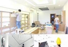 Thợ sửa chữa nhà nhanh đẹp tại quận 9