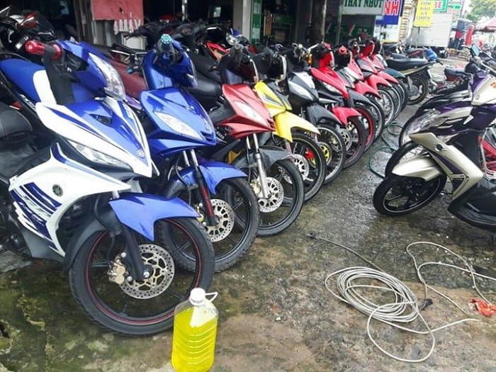 xe máy cũ Nha Trang