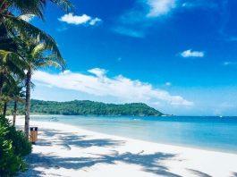 du lịch Bãi Dài Nha Trang